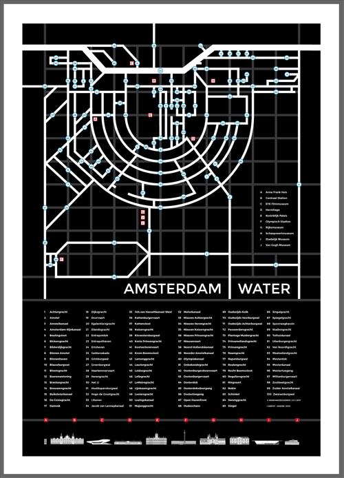 amsterdam-water-zwart-50x70-B-fr-500